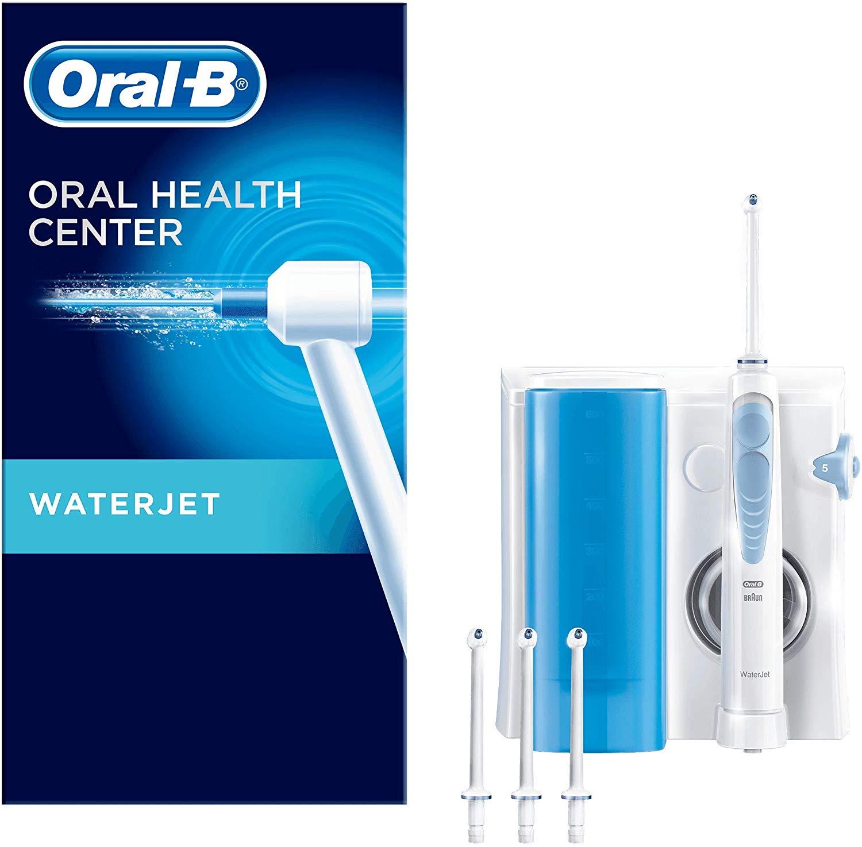 Oral-B WaterJet Hydropulseur – Jet dentaire